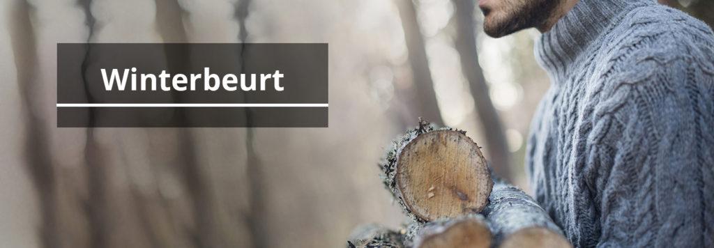 Banner winterbeurt