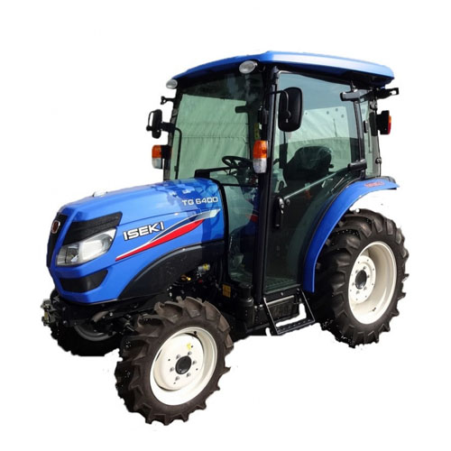 tractor 6400