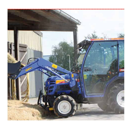 tractor TM 3215 foto 1